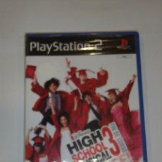 Videojuegos y Consolas: JUEGO PLAY STATION 2, HIGH SCHOOL MUSICAL DANCE 3 FIN DE CURSO, NUEVO SIN ABRIR, PRECINTADO.. Lote 153939562