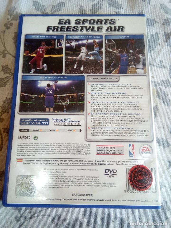 Videojuegos y Consolas: JUEGO DE PS2 NBA LIVE 2005 - Foto 2 - 154650718