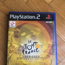 Videojuegos y Consolas: TOUR DE FRANCE : CENTENARY EDITION PARA SONY PLAYSTATION 2 / PS2. Lote 155016402