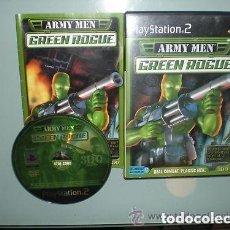 Videojuegos y Consolas: JUEGO PLAY 2 ARMY MEN GREEN ROGUE. Lote 155188558