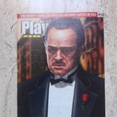 Videojuegos y Consolas: PLAYMANIA EL PADRINO GUIA Nº52 PS2 PLAY MANIA REVISTA.. Lote 155307202