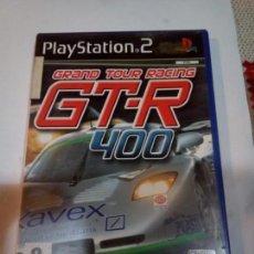 Videojuegos y Consolas: JUEGO PS2 GTR 400. Lote 155676694