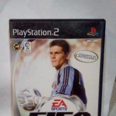 Videojuegos y Consolas: JUEGO PS2 FIFA 2002. Lote 155679870