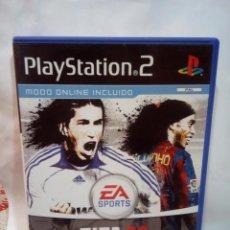 Videojuegos y Consolas: JUEGO PS2 FIFA 2008. Lote 155681182