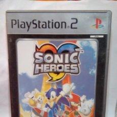 Videojuegos y Consolas: JUEGO PS2 SONIC HEROES. Lote 155681486