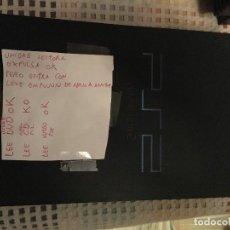 Videojuegos y Consolas: CONSOLA PS2 PLAYSTATION 2 PLAY STATION TWO FAT KREATEN SONY FUNCIONANDO 2/3. Lote 156555570