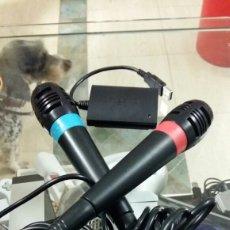 Videojuegos y Consolas: SINGSTAR MICROS. Lote 156631554