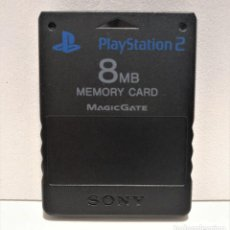 Videojuegos y Consolas: MEMORY CARD 8MB PLAYSTATION 2 PS2. Lote 156693826