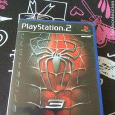 Videojuegos y Consolas: SPIDERMAN 3. COMPLETO. PLAYSTATION 2. Lote 156772234