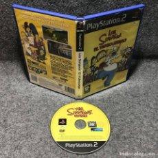 Videojuegos y Consolas: LOS SIMPSON EL VIDEOJUEGO SONY PLAYSTATION 2. Lote 156785922