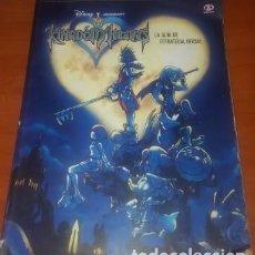 Videojuegos y Consolas: GUÍA DE ESTRATEGIA OFICIAL DE KINGDOM HEARTS, 2002. Lote 156801262