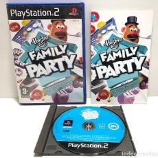Videojuegos y Consolas: HASBRO FAMILY PARTY PLAYSTATION 2 PS2. Lote 156802074