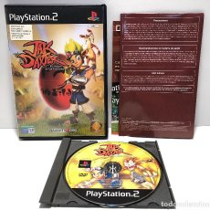 Videojuegos y Consolas: JAK AND DAXTER: EL LEGADO DE LOS PRECURSORES PLAYSTATION 2 PS2. Lote 156802242