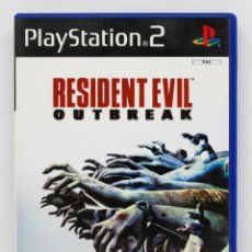 Videojuegos y Consolas: RESIDENT EVIL OUTBREAK PS2 PAL. Lote 156880110