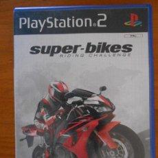 Videojuegos y Consolas: PS2 - SUPER-BIKES RIDING CHALLENGE - PAL ESPAÑA - PLAYSTATION 2 (EB). Lote 156978178