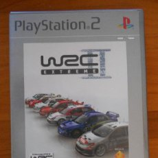 Videojuegos y Consolas: PS2 - WRC II EXTREME - PLATINUM - PAL ESPAÑA - PLAYSTATION 2 (EB). Lote 156980002