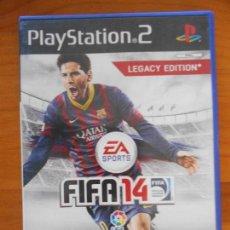 Videojuegos y Consolas: PS2 - FIFA 14 - PAL ESPAÑA - PLAYSTATION 2 (DT). Lote 156980950
