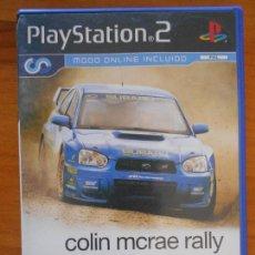 Videojuegos y Consolas: PS2 - COLIN MCRAE RALLY 2005 - PAL ESPAÑA - PLAYSTATION 2 (DT). Lote 156981598