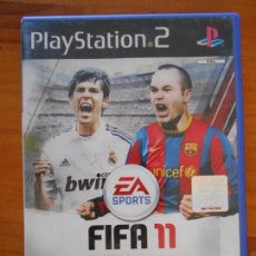Videojuegos y Consolas: PS2 - FIFA 11 - PAL ESPAÑA - PLAYSTATION 2 (AP). Lote 156983266