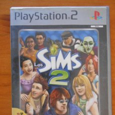 Videojuegos y Consolas: PS2 - LOS SIMS 2 - PLATINUM - PAL ESPAÑA - PLAYSTATION 2 (AP). Lote 156983746