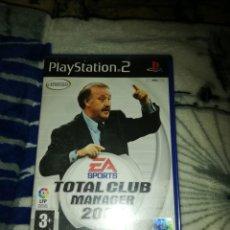 Videojuegos y Consolas: TOTAL CLUB MANAGER 2004 EA SPORTS PLAYSTATION 2. Lote 157104278
