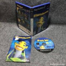 Videojuegos y Consolas - EL ESPANTATIBURONES SONY PLAYSTATION 2 - 157240216