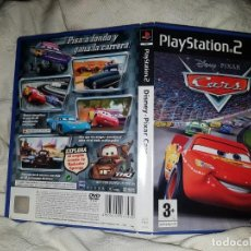Videojuegos y Consolas: PS2 PLAY STATION 2 CARS. Lote 157717410