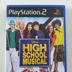 Videojuegos y Consolas: SONY PLAYSTATION 2 PS2 DISNEY HIGH SCHOOL MUSICAL. Lote 158366218