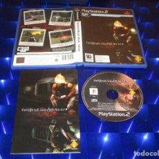 Videojuegos y Consolas: TWISTED METAL BLACK ONLINE - PS2 - SCES 51480 - SONY - UNA ENCARNIZADA CARRERA EN LA RED. Lote 158916614