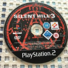 Videojogos e Consolas: SILENT HILL 3 PS2 PLAY STATION TWO PLAYSTATION 2 KREATEN. Lote 158928862