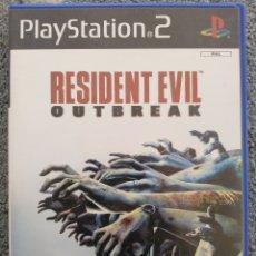 Videojuegos y Consolas: RESIDENT EVIL OUTBREAK PS2. Lote 159404128