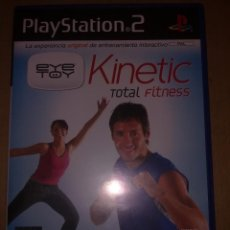 Videojuegos y Consolas: KINETIC TOTAL FITNESS. Lote 159408310