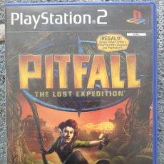 Videojuegos y Consolas: PITFALL PS2. Lote 205532645