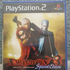 Videojuegos y Consolas: DEVIL MAY CRY 3 SPECIAL EDITION PS2. Lote 159471226