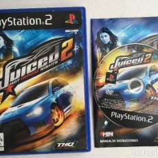 Videojuegos y Consolas: JUICED 2 HOT IMPORT NIGHTS PLAYSTATION 2 PLAY STATION TWO PS2 KREATEN. Lote 159576374