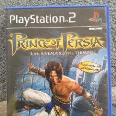 Videojuegos y Consolas: PRINCE OF PERSIA LAS ARENAS DEL TIEMPO PS2. Lote 159656464