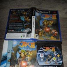 Videojuegos y Consolas: PS2 JAK II EL RENEGADO PAL ESP COMPLETO. Lote 159670162