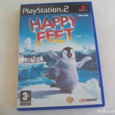 Videojuegos y Consolas: HAPPY FEET . JUEGO PARA PLAYSTATION 2. PS2. PLAY STATION . Lote 159683626