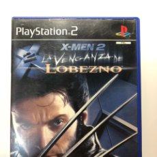 Videojuegos y Consolas: X-MEN 2 LA VENGANZA DE LOBEZNO PAL ESP. Lote 159767804