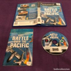 Videojuegos y Consolas - JUEGO WWII; BATTLE OVER THE PACIFIC SONY PLAYSTATION 2 - 159922196