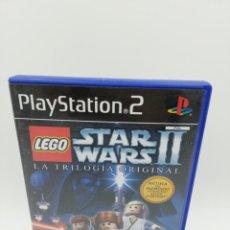 Jeux Vidéo et Consoles: LEGO STAR WARS 2 LA TRILOGIA ORIGINAL PS2. Lote 160101402