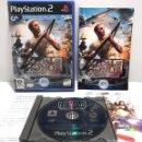 Videojuegos y Consolas: MEDAL OF HONOR RISING SUN PLAYSTATION 2 PS2. Lote 160512658