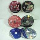 Videojuegos y Consolas: 4+3 VIDEO JUEGO-SONY PLAY STATION 2-TUROK EVOLUTION DRAGON BALL Z BUDOKAI 2 RUMBLE SIMS 2 - II PS2. Lote 160526422