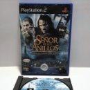 Videojuegos y Consolas: EL SEÑOR DE LOS ANILLOS, LAS DOS TORRES PLAYSTATION 2 PS2. Lote 160571782