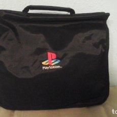 Videojuegos y Consolas: BOLSA PLAYSTATION - LOGO BORDADO. Lote 160612722