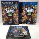 Videojuegos y Consolas: LOS SIMS 2 PLAYSTATION 2 PS2. Lote 160627806