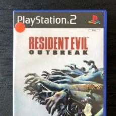 Videojuegos y Consolas: RESIDENT EVIL OUTBREAK PS2. Lote 160633890