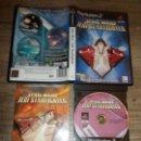 Videojuegos y Consolas: PS2 STAR WARS JEDI STARFIGHTER PAL ESP COMPLETO. Lote 160664706
