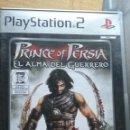 Videojuegos y Consolas: PRINCE OF PERSIA PLAYSTATION 2. Lote 160697448