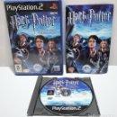 Videojuegos y Consolas: HARRY POTTER Y EL PRISIONERO DE AZKABAN PLAYSTATION 2 PS2. Lote 160722778